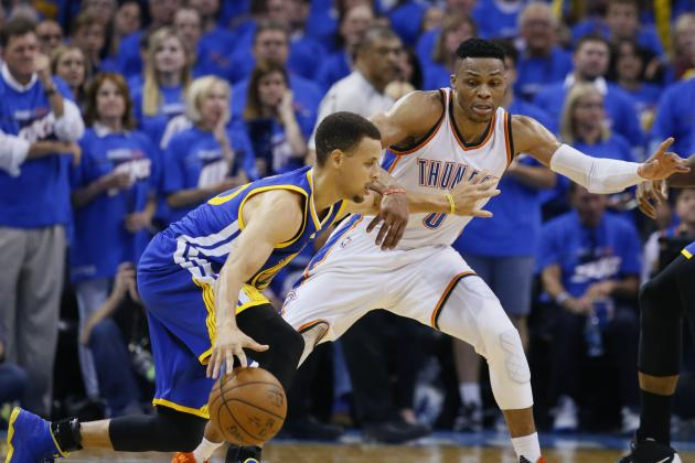 Why you can't miss tonight's Warriors-Thunder game