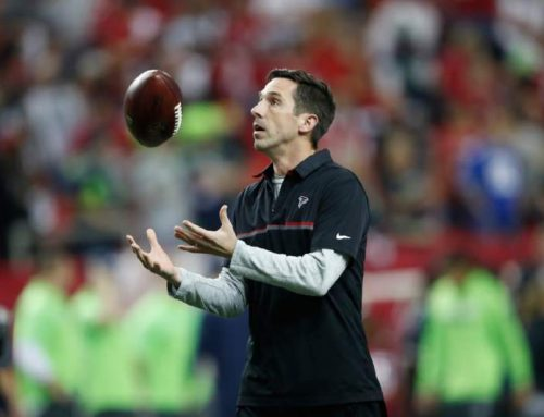 History not on Kyle Shanahan's side