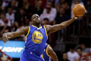 Are the Warriors great because of Draymond Green? Or is he great because of the Warriors? (Photo: AP)