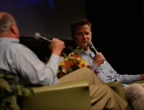In Conversation With Steve Kerr